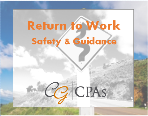 Return to Work Safety & Guidance